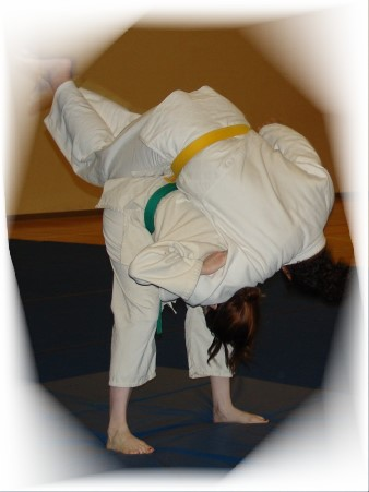 ju-jitsu-giapponese presso palestra spazioforma a biella