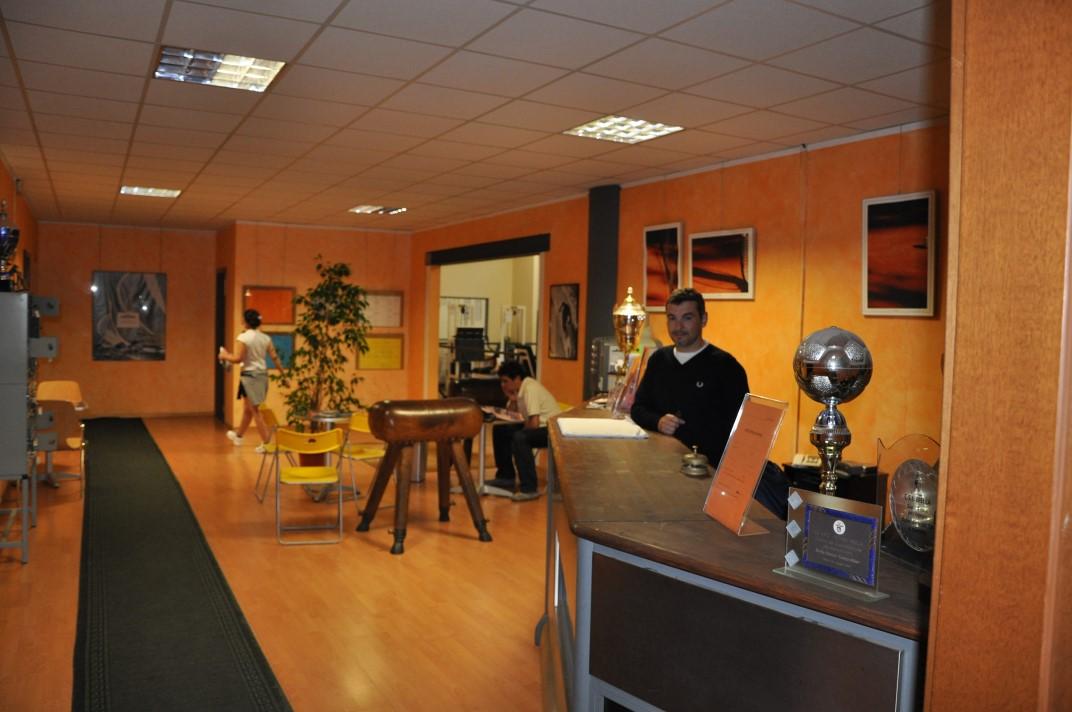 reception asd spazioforma biella