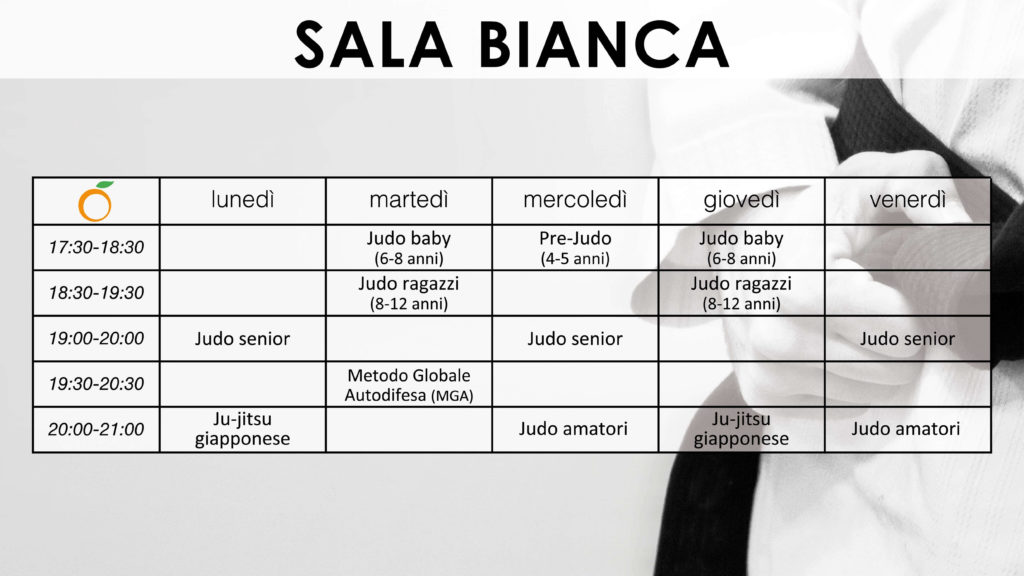 Sala Bianca Spazioforma Biella