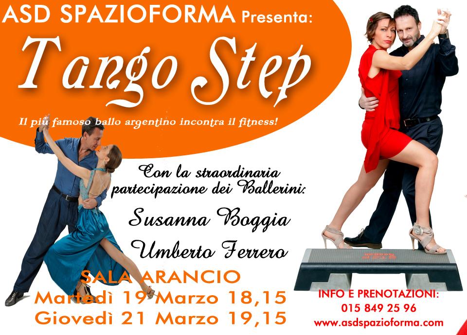 Tango Step Presso Spazioforma Biella