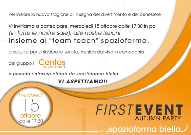 First-Event-Spazioforma