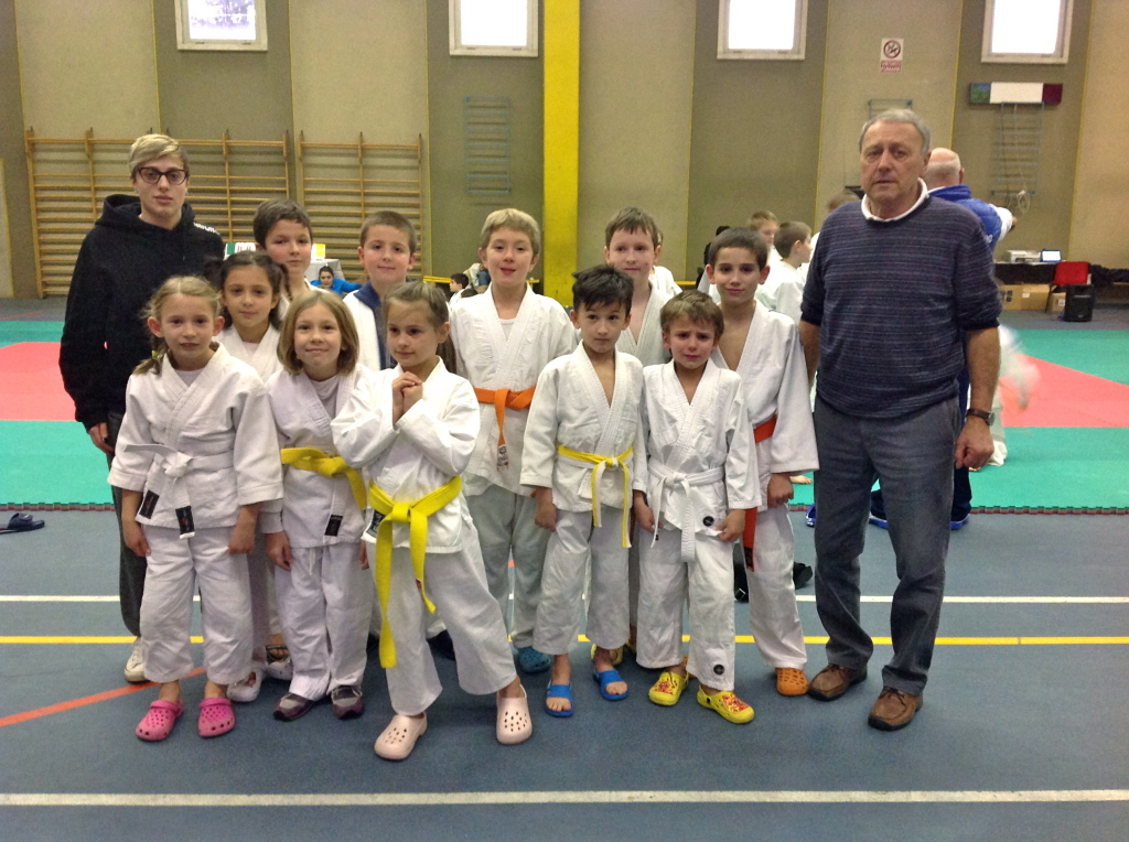 Judo Spazioforma Biella 2014