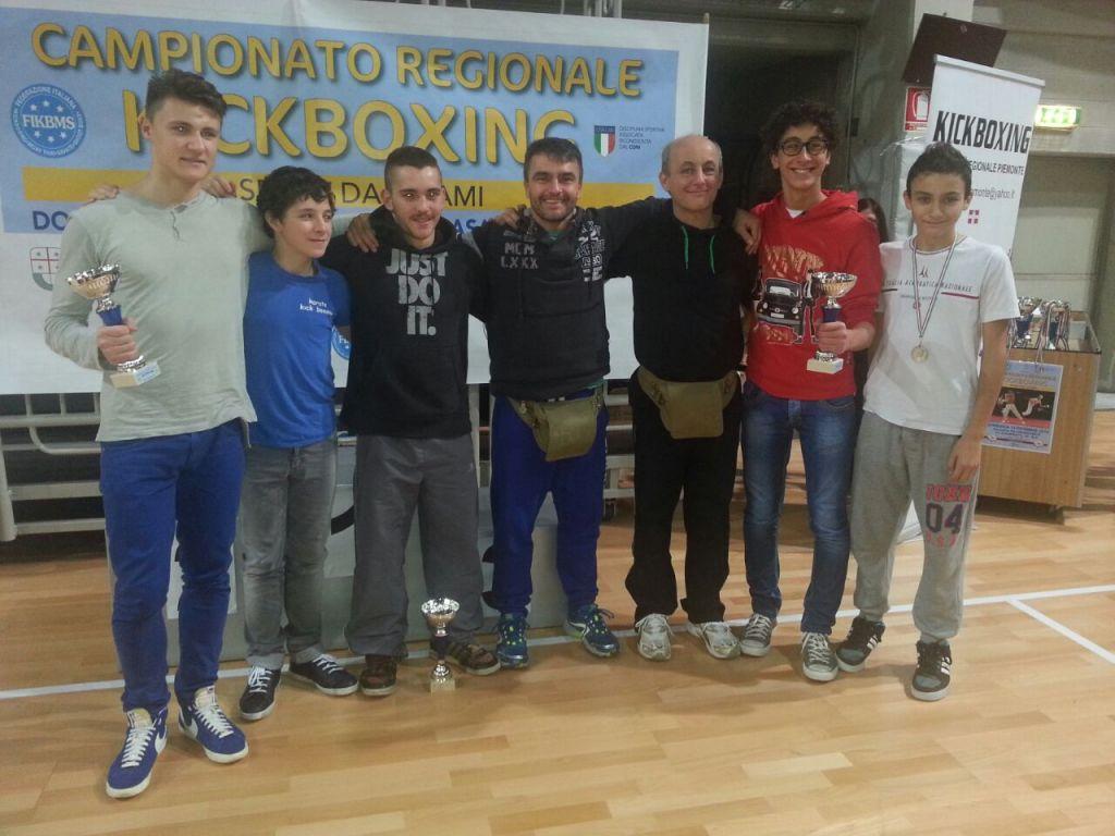 Kickboxing-Spazioforma-Biella