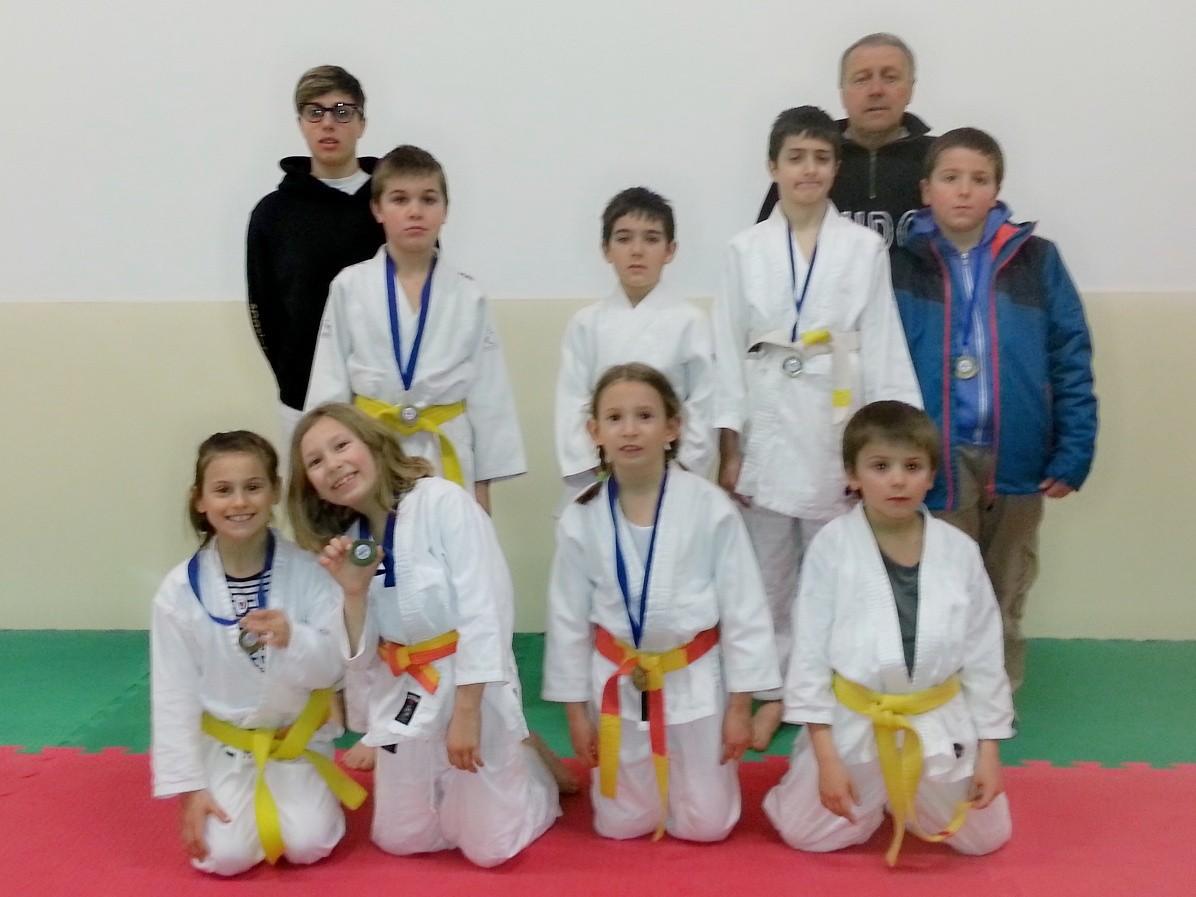 Judo Spazioforma Ragazzi