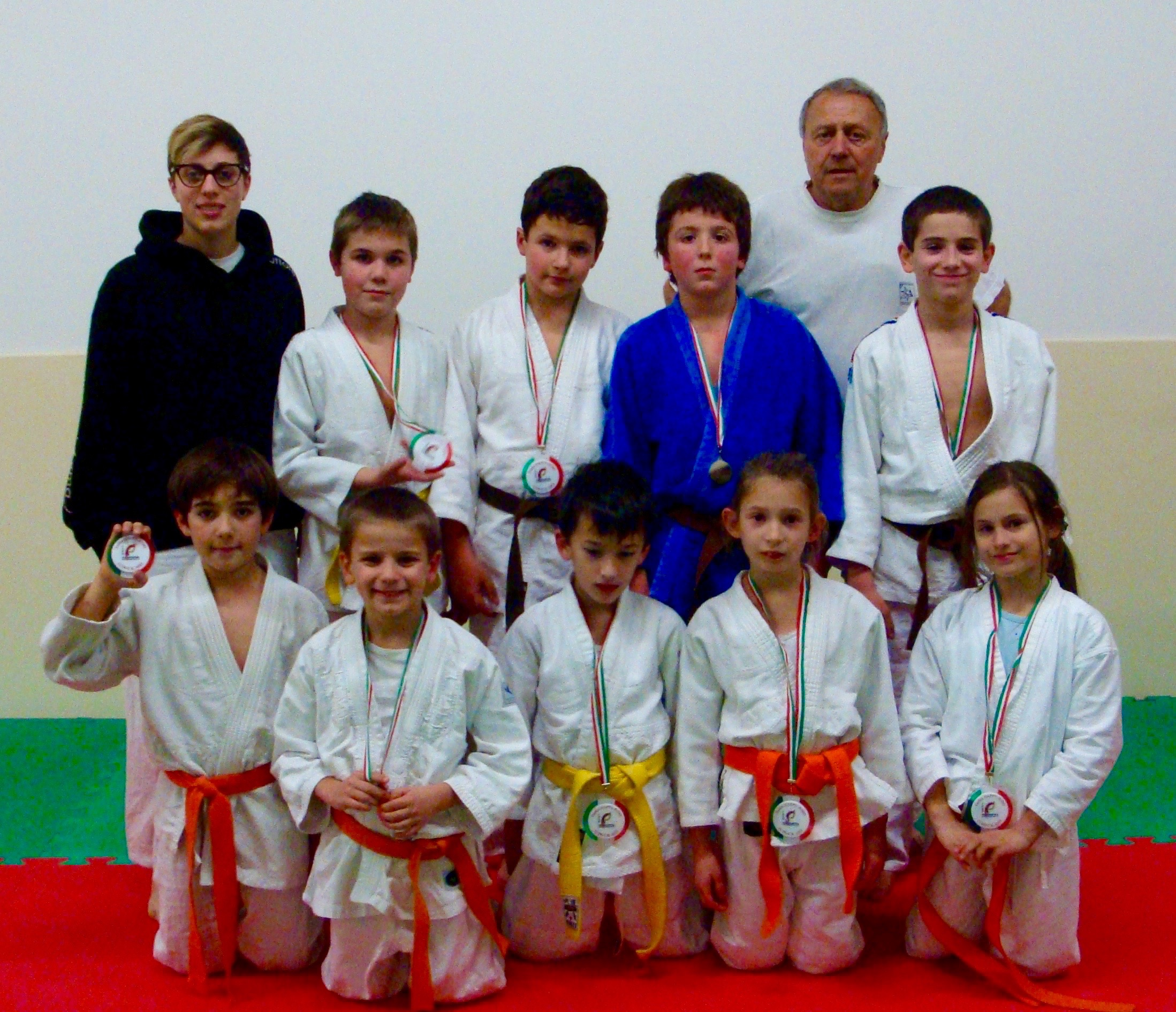 Asti: Trofeo Happy Judo