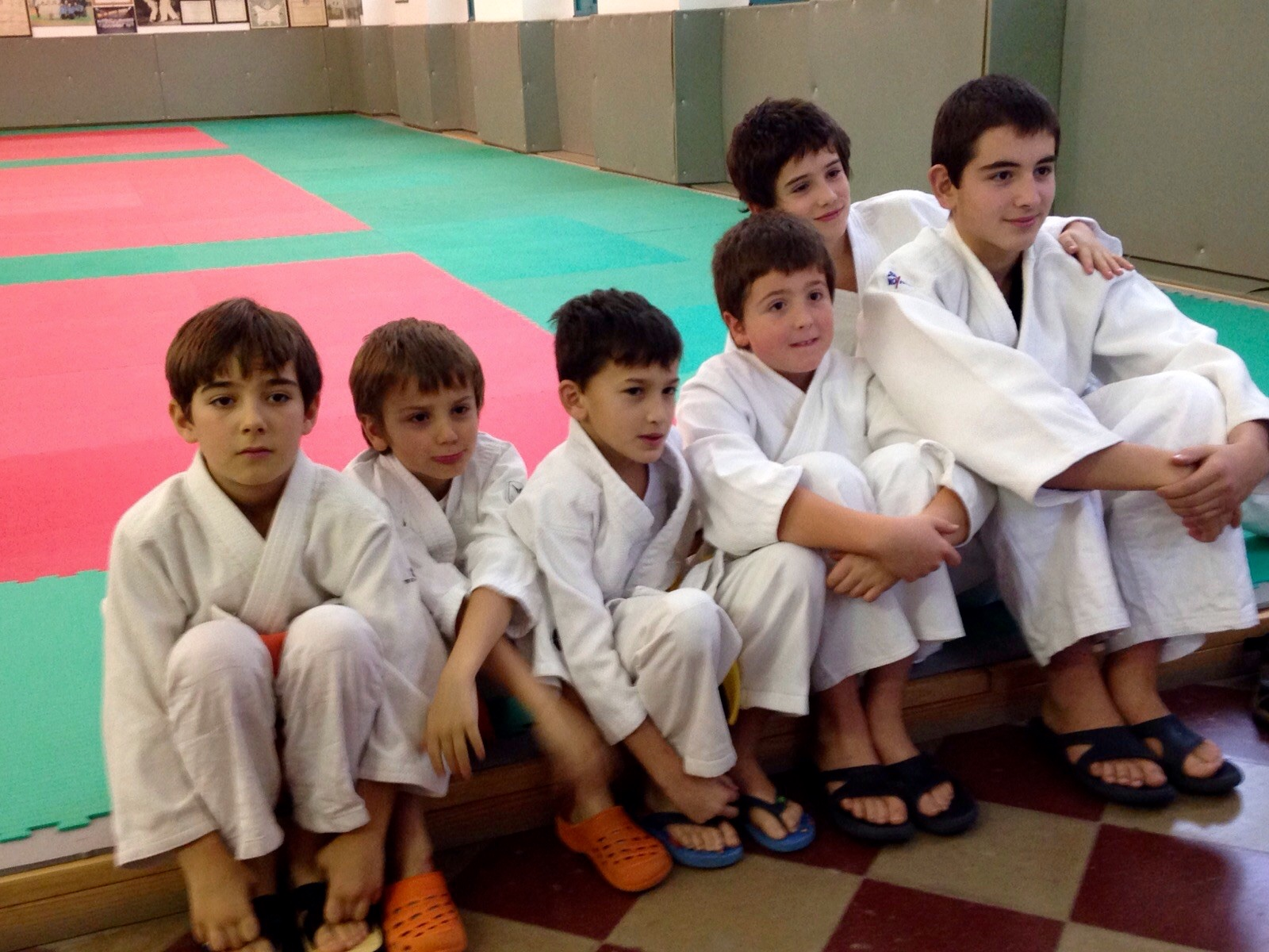 vercelli: judoka al memorial bianchi spazioforma biella