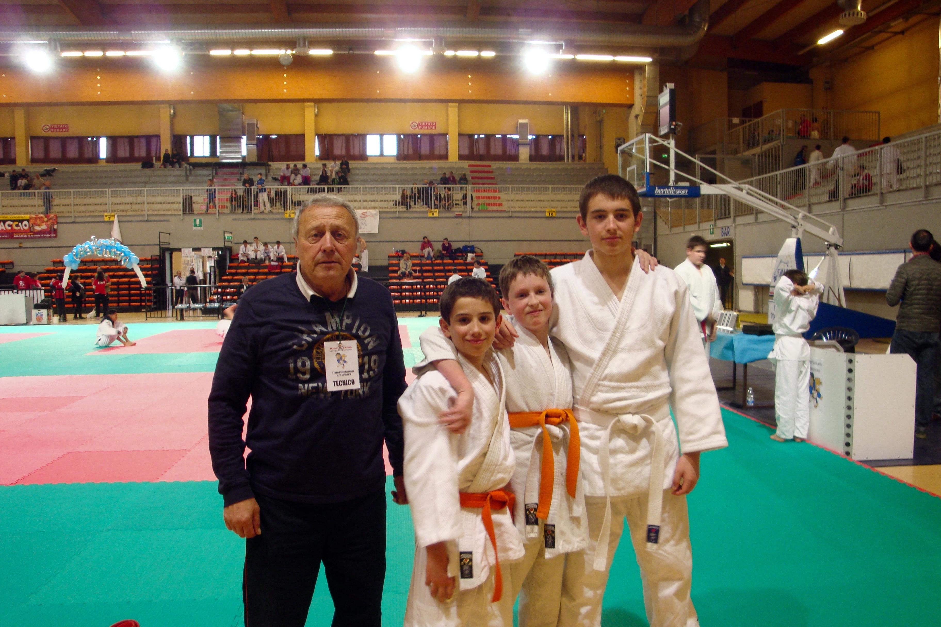 Judo: Trofeo Lago Maggiore + spazioforma biella