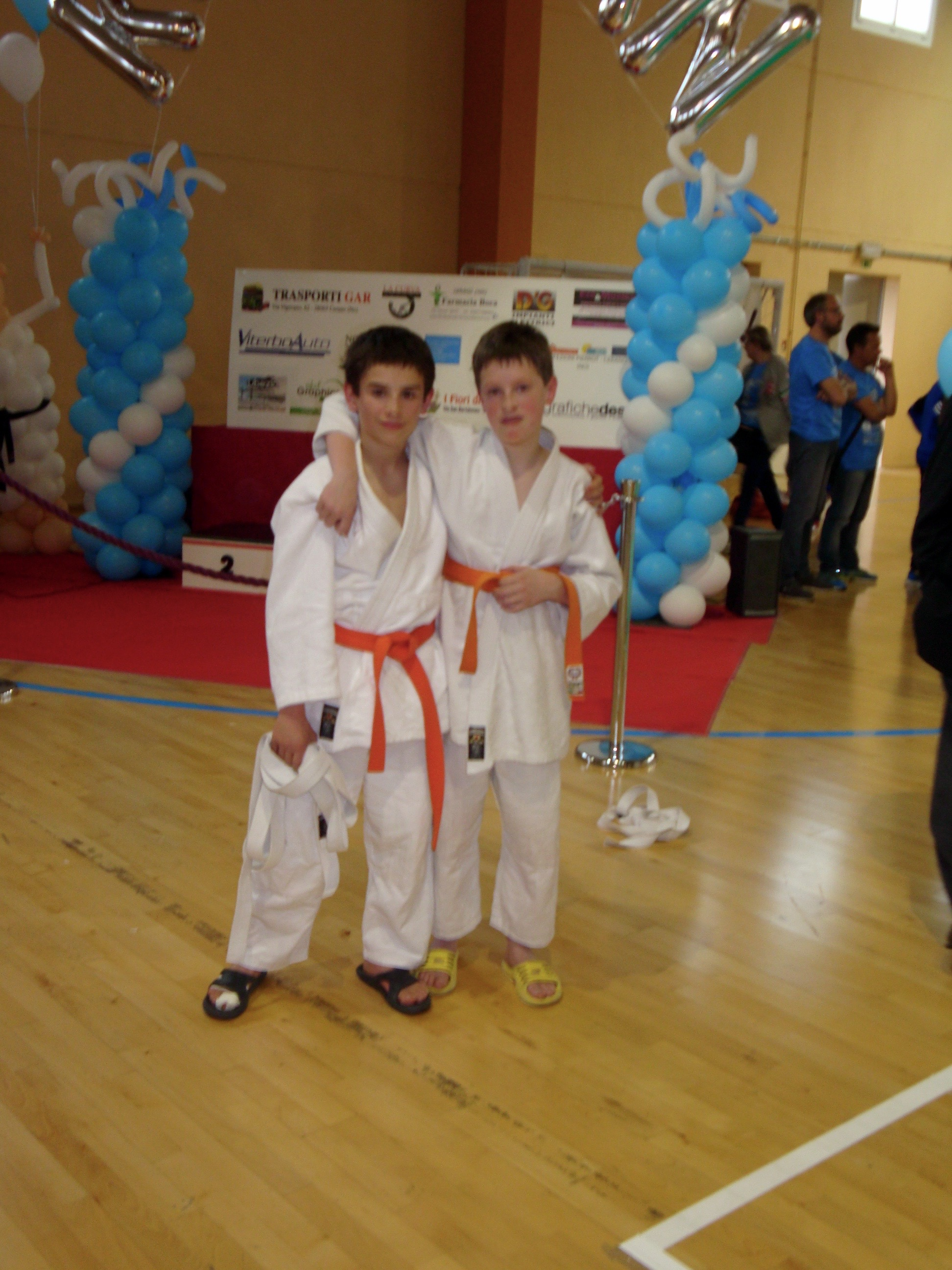 Judo: Trofeo Kodokan Cerano + Spazioforma Biella