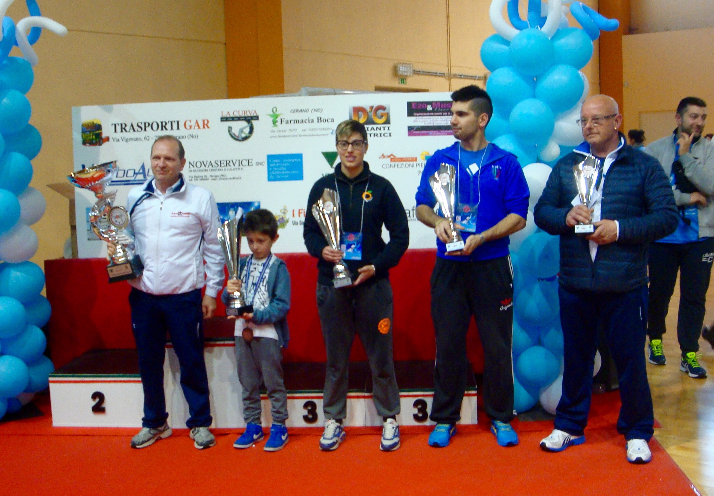 Judo: 6° Trofeo Kodokan Cerano+ Spazioforma Biella