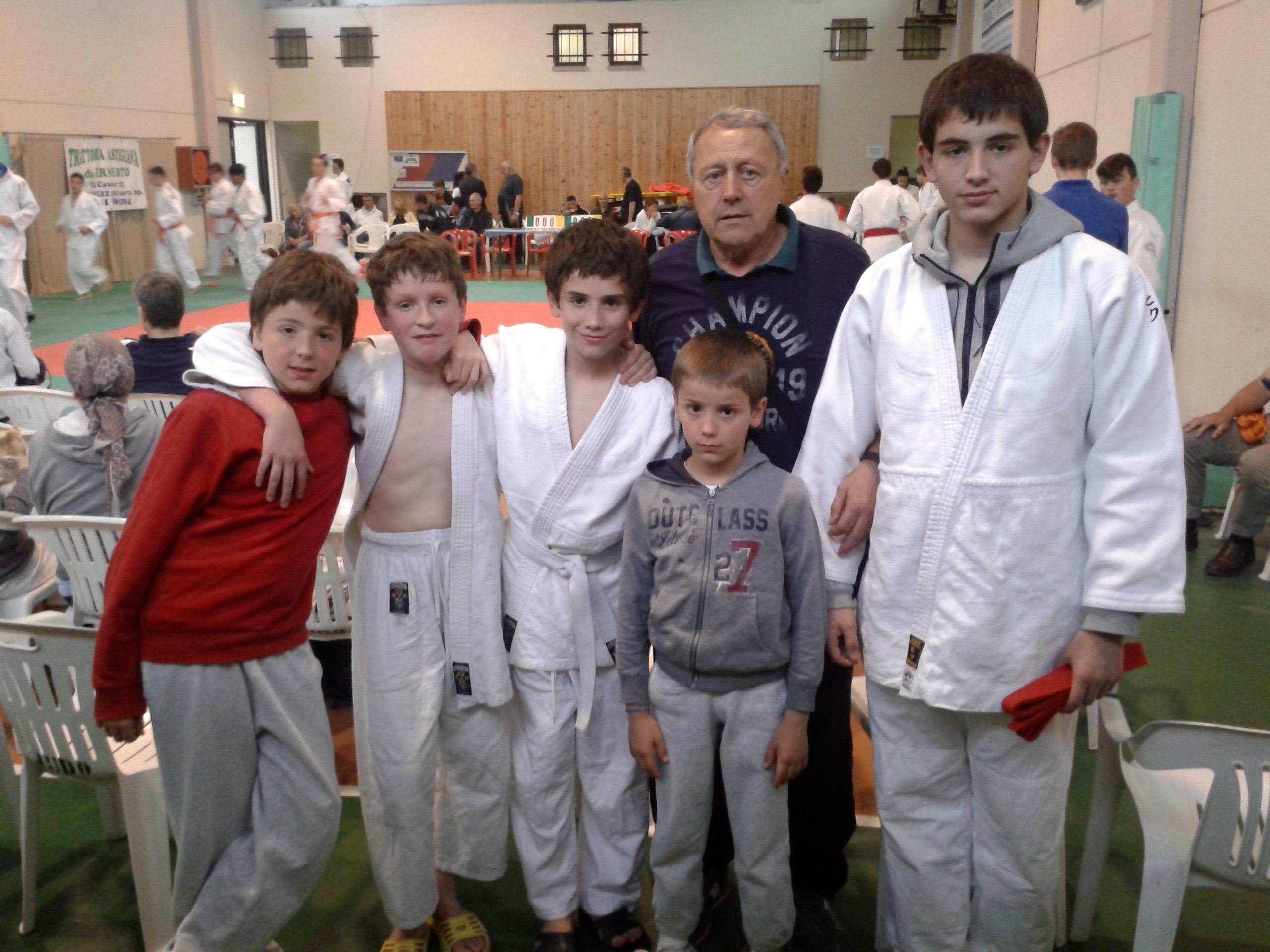 Judoka a Novara +spazioforma biella